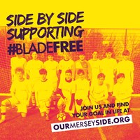 preview image for 'Side by side supporting #BladeFree' digital image
