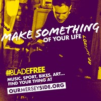 preview image for 'Make something of your life' digital image