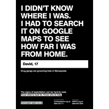preview image for I didn't know where I was poster