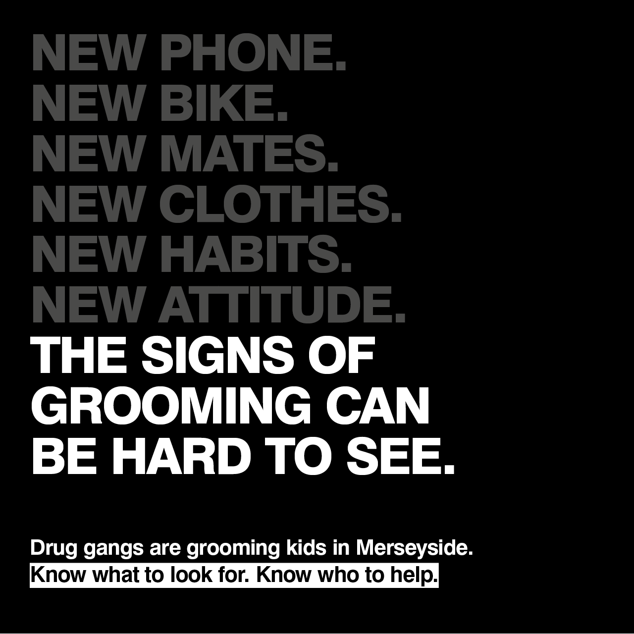 Signs Of Grooming Insta
